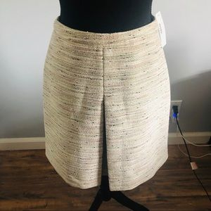 J CREW Wool Pencil/A-Line Skirt Size 2